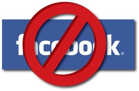 Niente Facebook ai domiliciari, lo dice la Cassazione