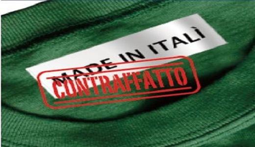 importazione prodotti contraffatti