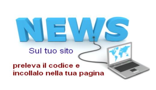 news sul sito