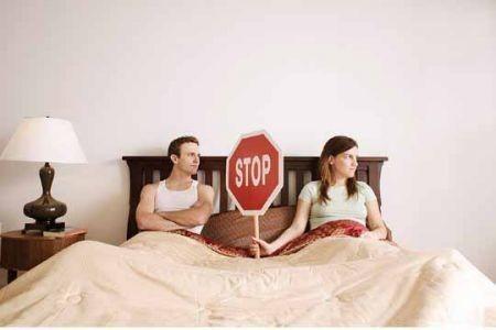 coppia crisi-letto