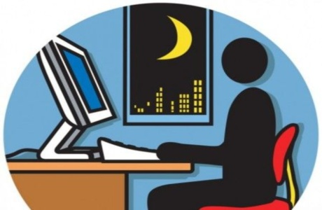 lavoro notturno turno di notte