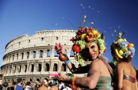 gaypride roma