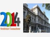 2014 cassazione sentenze