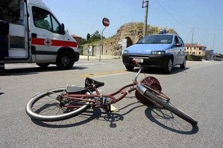 incidente bicicletta omissione di soccorso